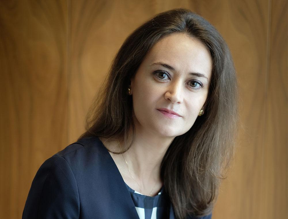 Elena Sanchez-Cabezudo, CFA